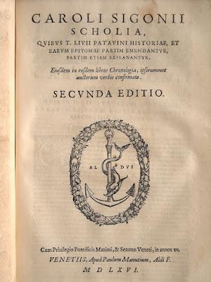 Tito Livio - Ab Urbe condita libri - annunci