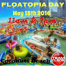 Cocoa Beach Braces For Floatopia On May 15, 2016