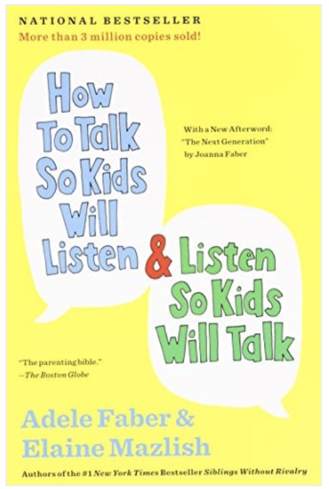 adele faber elaine mazlish how to talk