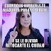 Se mofan del maquillaje de Josefina Vázquez, durante debate de candidatos al gobierno del edomex.