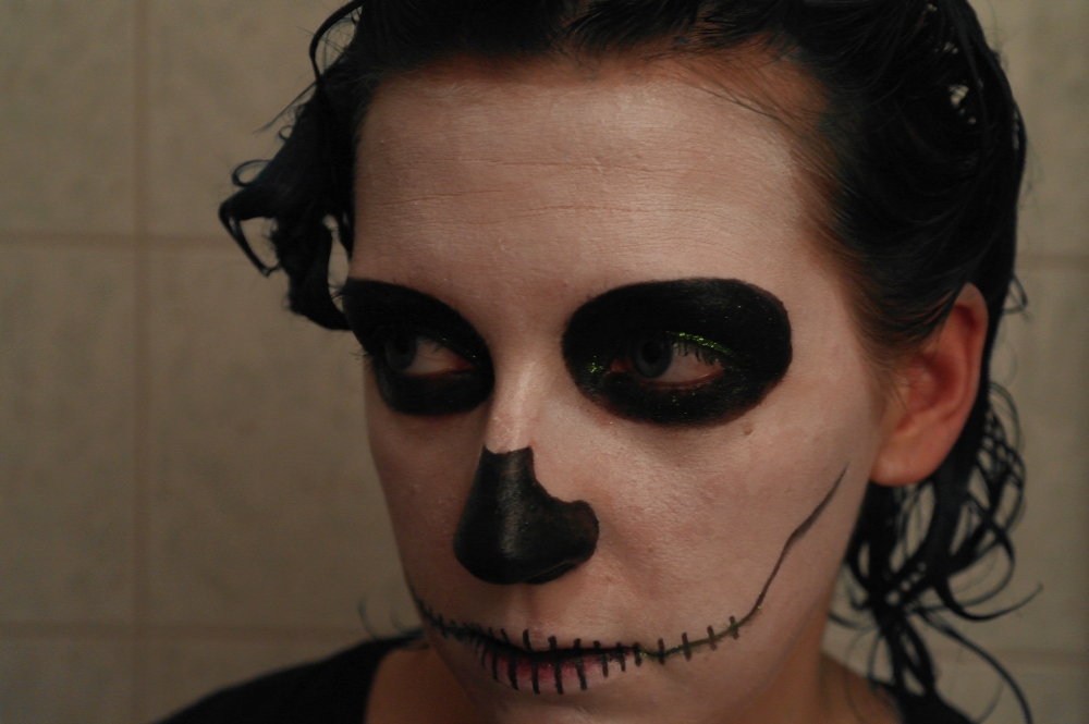 Grande Make Up Why Corpse Paint Is Practical In Every Situation