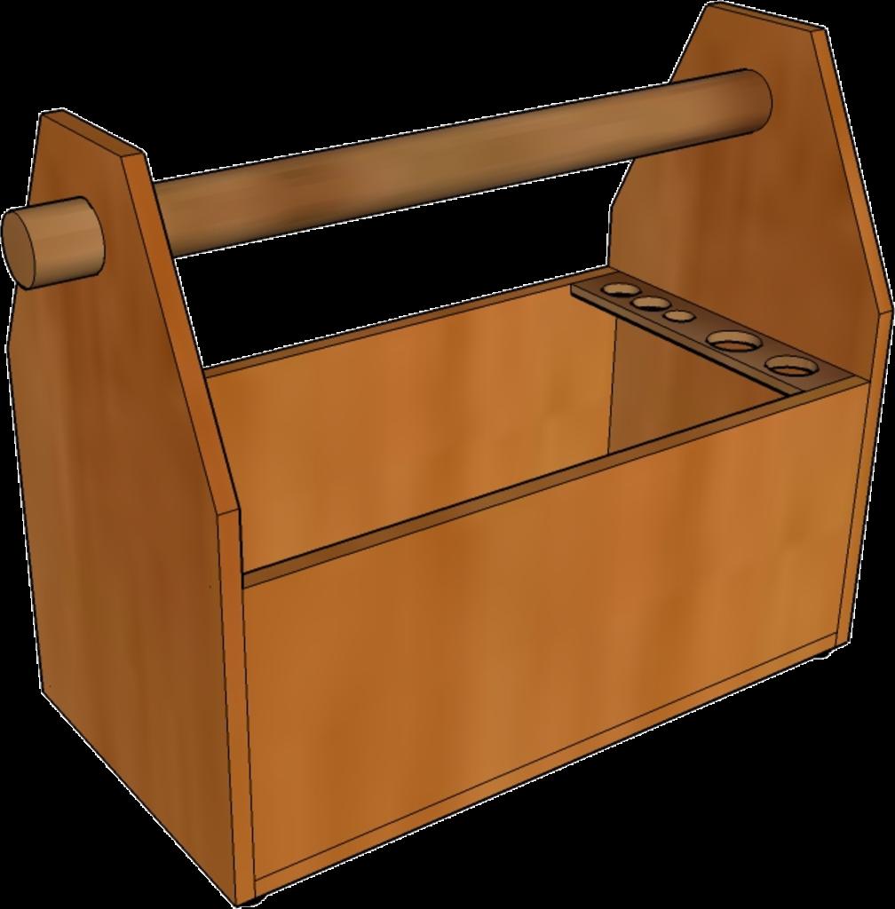 kreative kiste: Werkzeug Kiste selber bauen