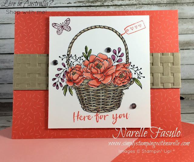 Blossoming Basket Bundle - FREE with a qualifying order - https://www3.stampinup.com/ECWeb/products/300012/free-with-$180-spend?dbwsdemoid=4008228