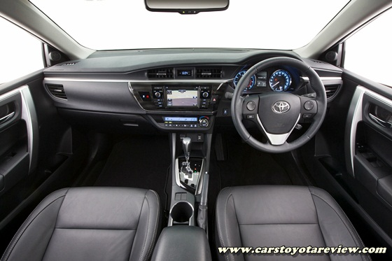 Corollin 'On Up Toyota Corolla 2014 price of $ 17,610, Details New Level of Trim