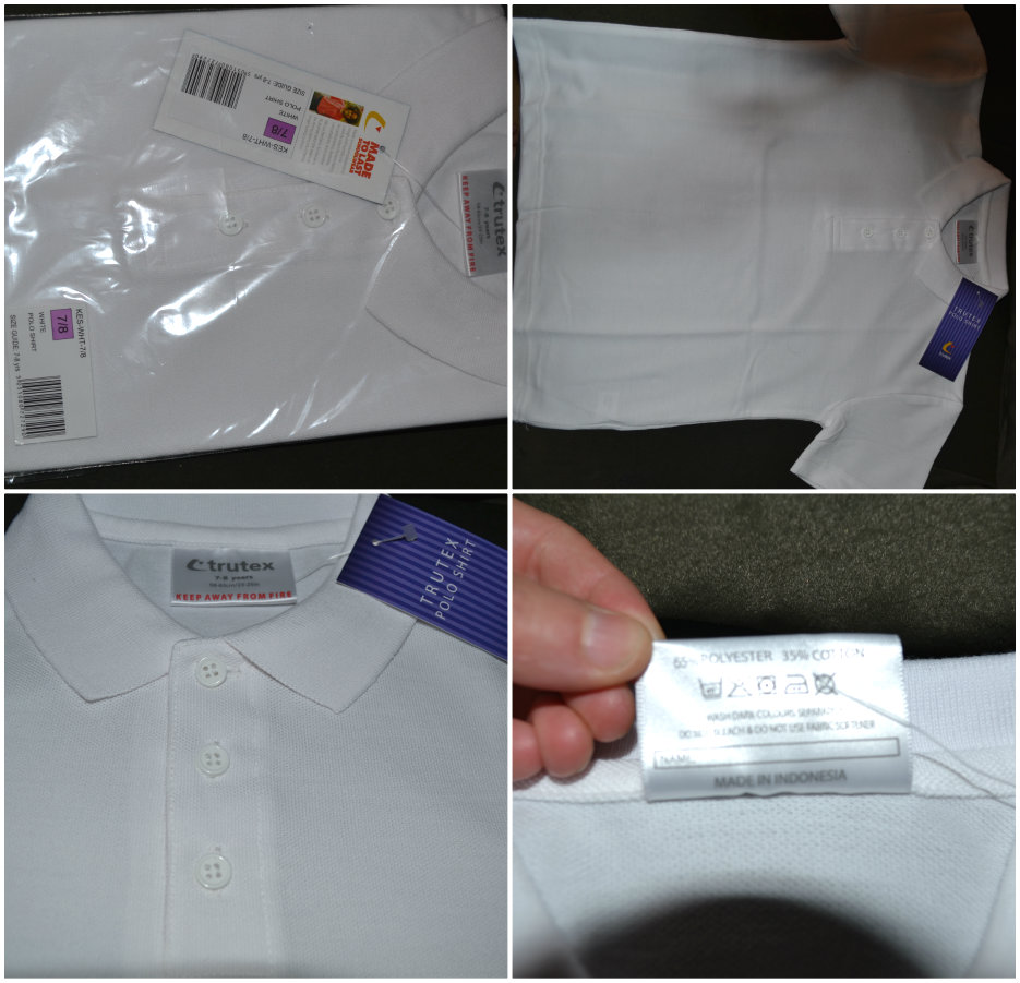 Trutex school uniform review @ Ups and downs, smiles and frowns