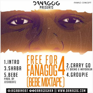 Danagog Ft. Dremo + Mayorkun - Carry Go