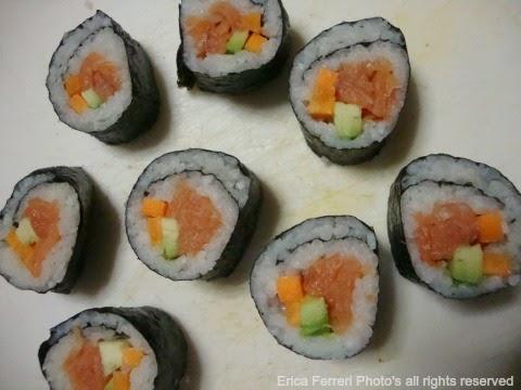 Ricetta Futomaki (foto passo-passo)
