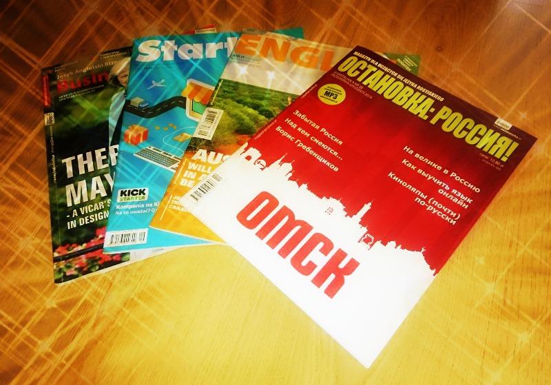 Jesienne magazyny od Colourful Media