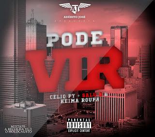 "Adérito José – ""Pode Vir"" Com Salu B, Keima Roupa & Célio Py (Promo) [Download Track]"