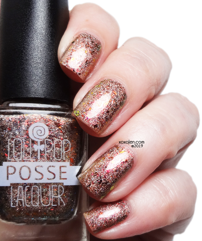 xoxoJen's swatch of Lollipop Posse: I Make Things Want Things