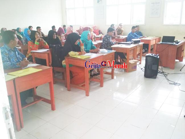 Tingkatkan Profisionalisme Guru, FPKKG Tanjungraya Gelar Pelatihan