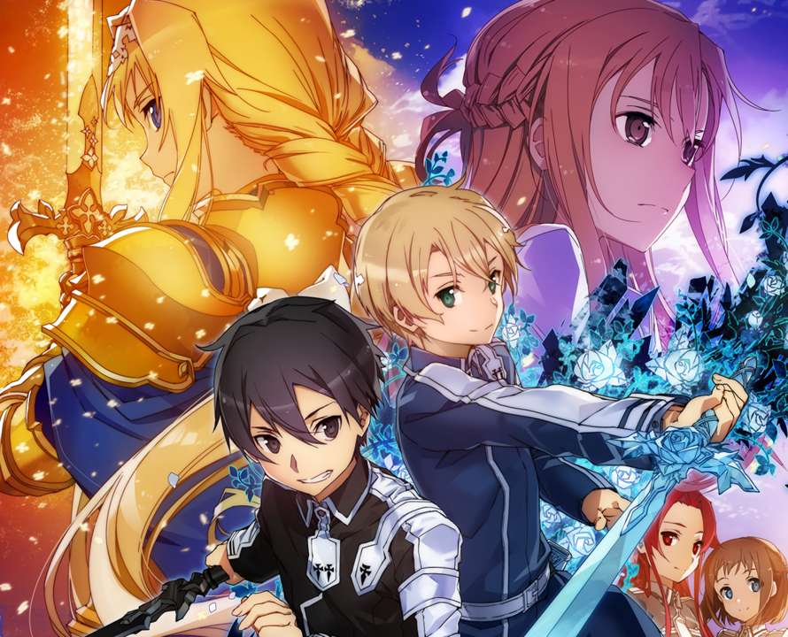Sword Art Online: Alicization Subtitle Indonesia Batch