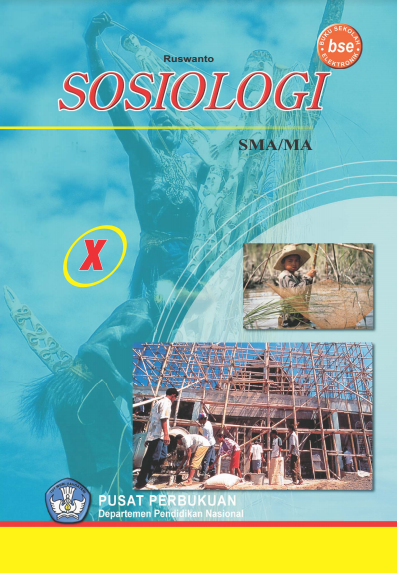Download Buku Siswa KTSP SMA Kelas 10 Sosiologi