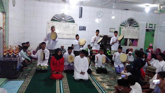 Pengurus Masjid Al Hijrah Peringati 10 Muharram