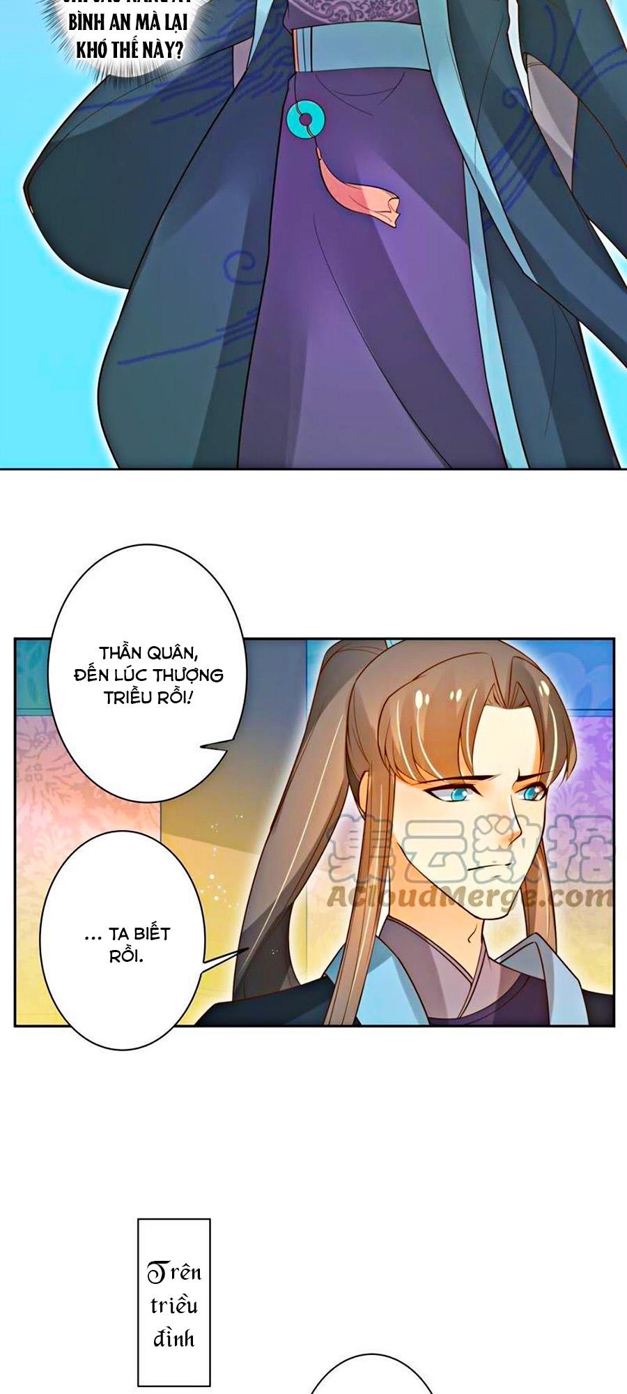 Thanh Khâu Nữ Đế: Phu Quân Muốn Tạo Phản chap 117 - Trang 7