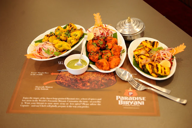 Paradise, the 'World's Favourite Biryani' enters North India. Opens its first outlet at Gurugram.