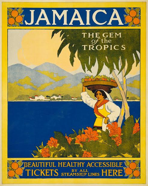 Art & Artists Vintage Travel Posters - Part 1