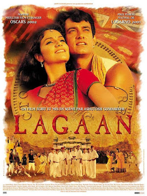 Lagaan Once Upon A Time In India 2001 DVD R1 NTSC Sub