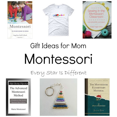Gift Ideas for Mom-Montessori