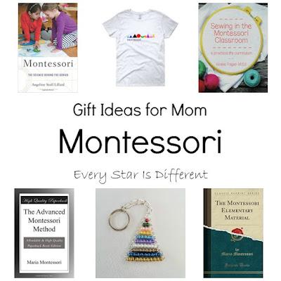 Gift Ideas for Mom-Montessori