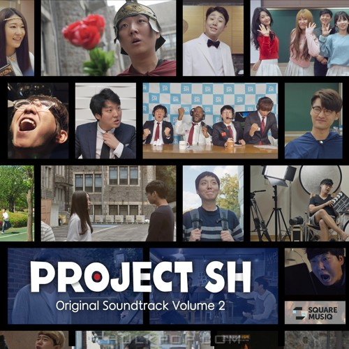 Project SH – Project SH Original Sound Track Vol.2