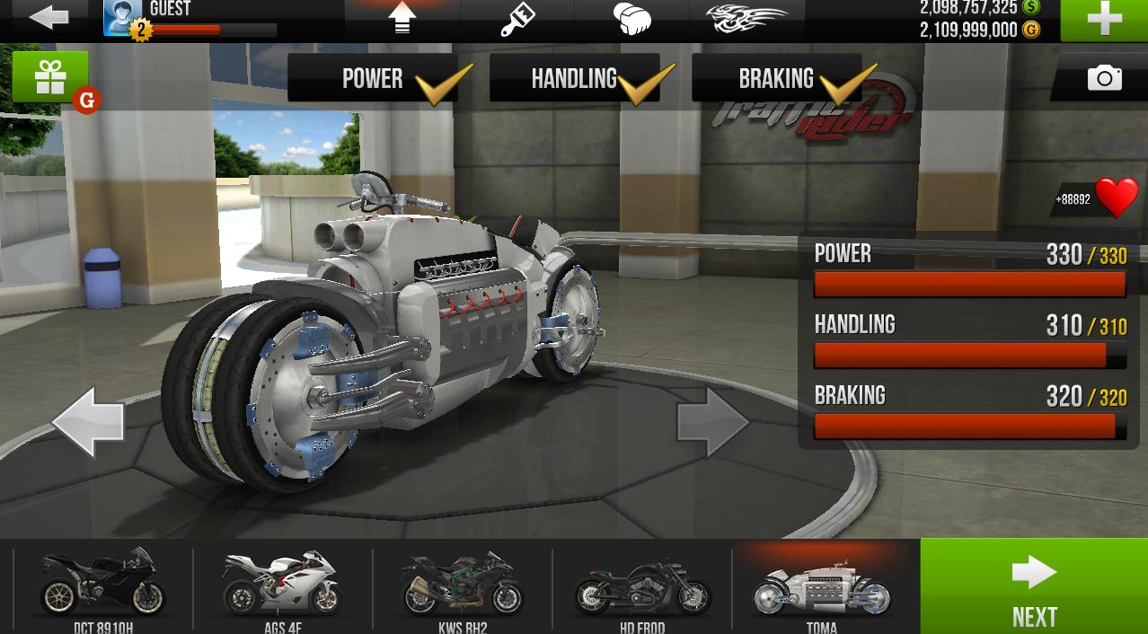 download game traffic rider 2 multiplayer mod apk