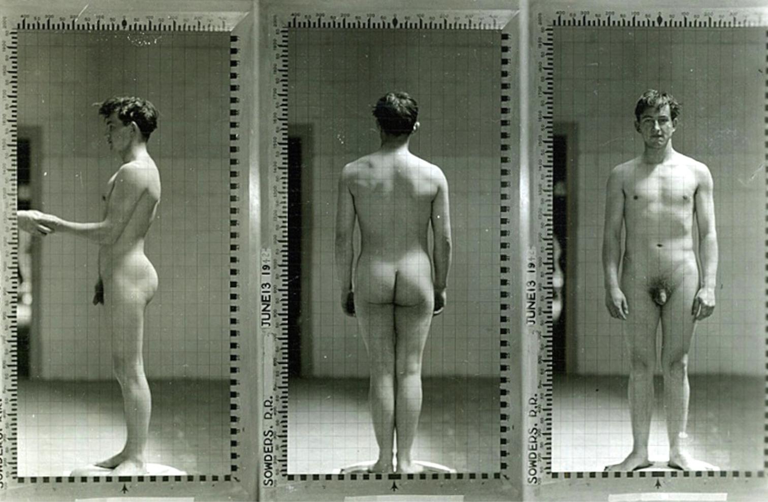 Ivy League Nude Posture Photos 58