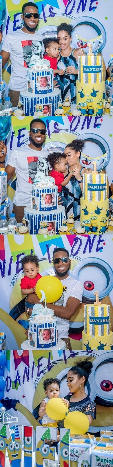 See Photos From The Birthday Of Dban's First Son