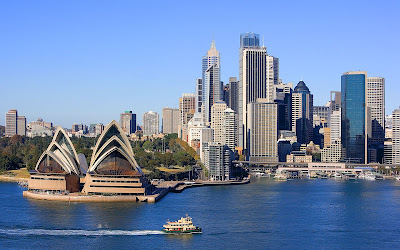 Sidney, Australia. (Fondito para tu Pc, Laptop o Tablet)
