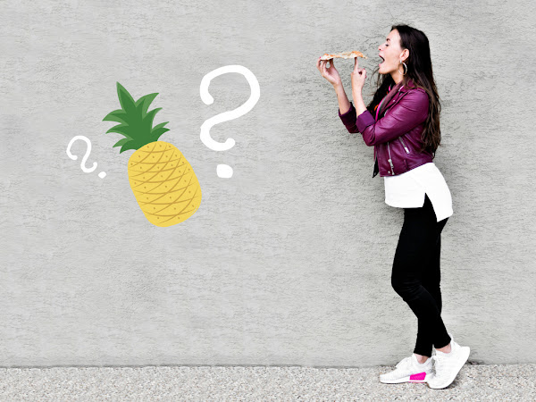 DOES PINEAPPLE BELONG ON PIZZA?