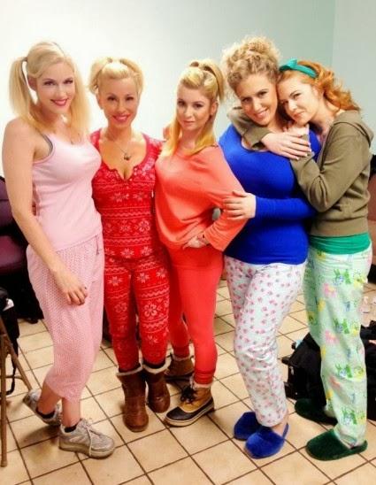 Suzi, Rachael, Jamie, Melantha, and Seregon