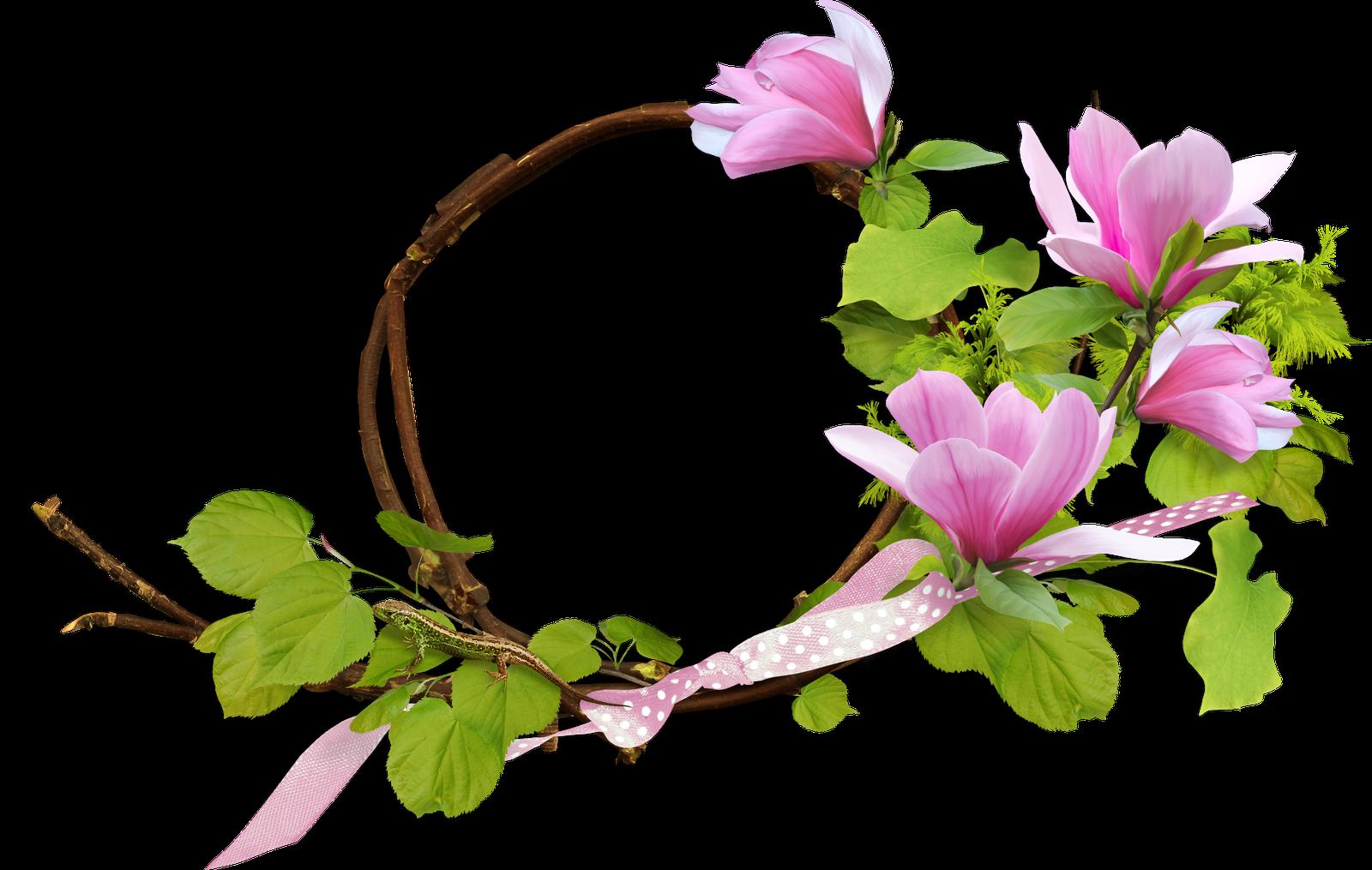 marcos gratis para fotos marcos florales png marcos de flores