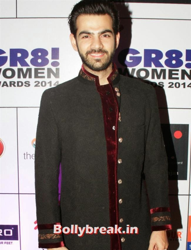 Karan Grover, Shriya Saran, Sridevi, Tamanna at GR8 Women Awards 2014