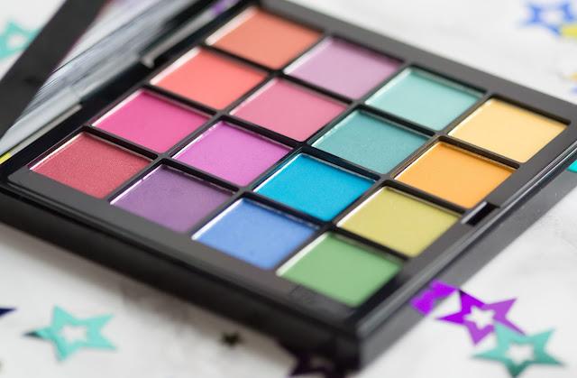 NYX_Ultimate_Eyeshadow_Palette _Brights_отзывы