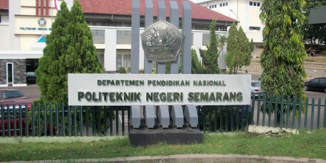Informasi Pendaftaran Mahasiswa Baru (POLINES) Politeknik Negeri Semarang