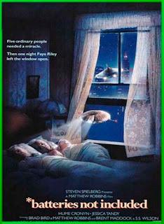 Las Baterias No Estan Incluidas 1987 | DVDRip Latino HD GDrive 1 Link