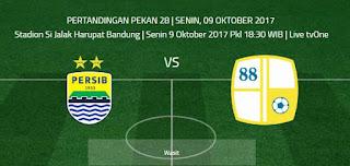 Persib Bandung vs Barito Putera Digelar Malam, Maung Bandung Diprediksi Menang