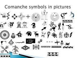 Símbolos Comanches