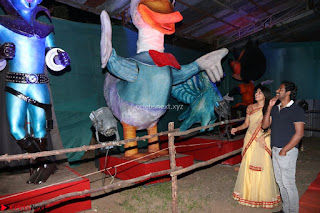 Actress Adhiti Menon Inagaurates 43rd India Tourism and Trade Fair in Chennai    010.jpg