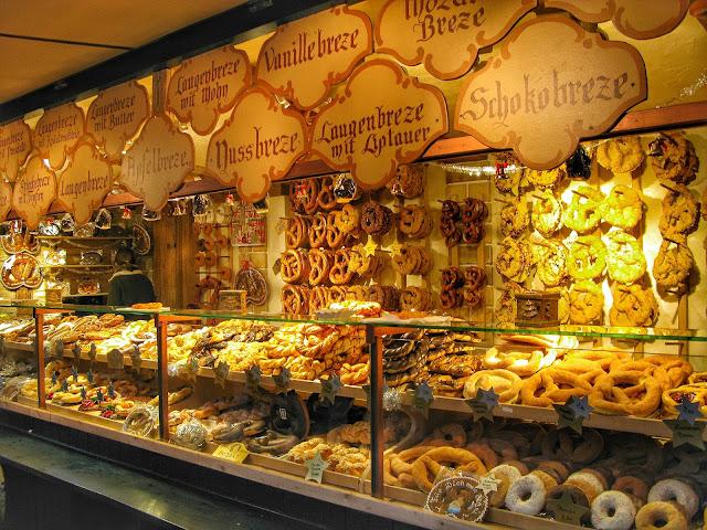 Dulces Navidad Austria