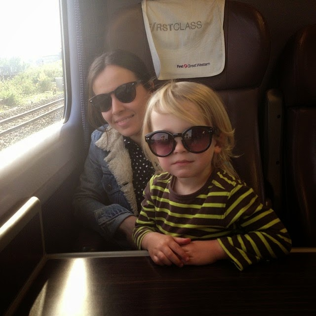 train travel