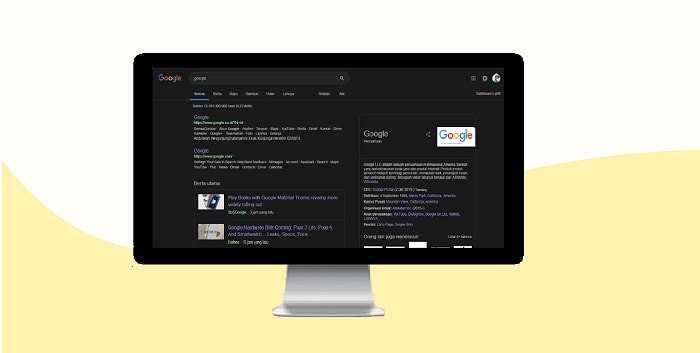 Cara Aktifkan Mode Gelap (Dark Mode) di Google Chrome