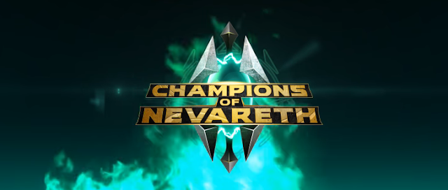 Road to Playpark XP 2018 | Champions of Nevareth