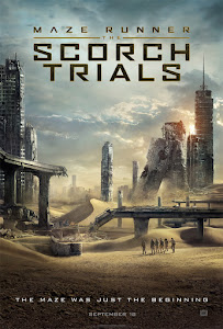 Maze Runner: The Scorch Trials Poster