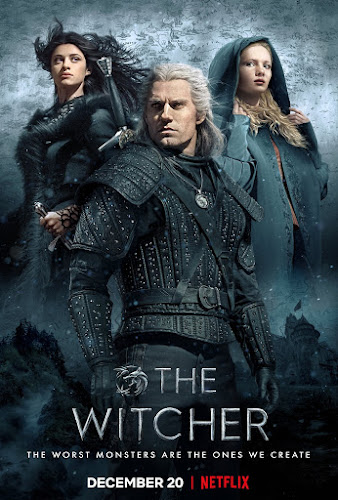 The Witcher Temporada 1 (Web-DL 720p Dual Latino / Ingles)