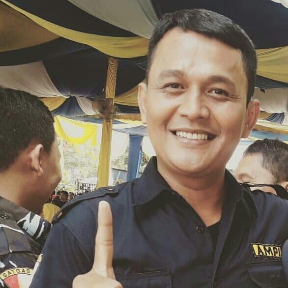 Wakil Ketua AMPI Asahan Dolly Dien Nurul Amin Simbolon