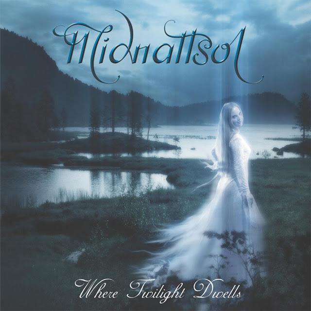 Album cover beautiful ghost woman
