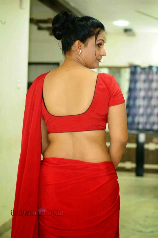 Red saree sex