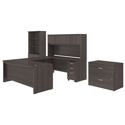 Bush Studio C Desk Set
