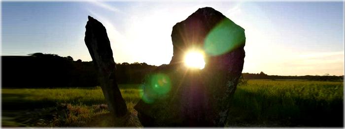 solstício de verão - monumentos